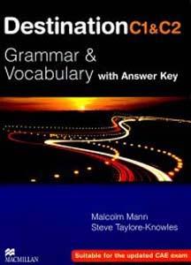 کتاب Destination Grammar and Vocabulary C1,C2