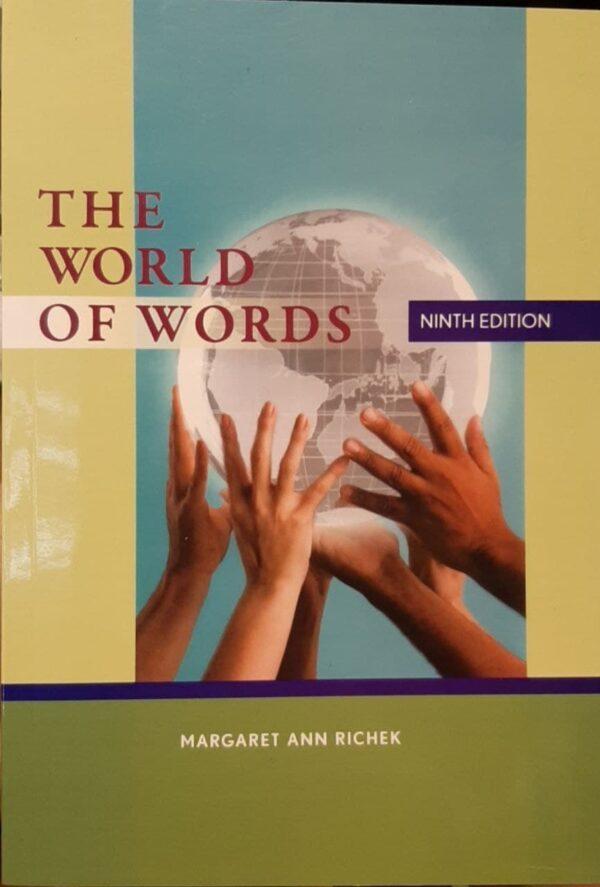 کتاب The World of Words