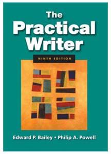 کتاب The Practical Writer 9th edition